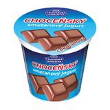 Choceňský smetanový jogurt čokoládový 150 g