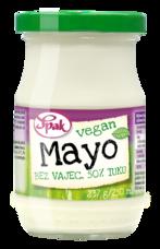 Mayo 50% VEGAN 250 ml sklo