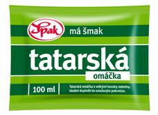 Tatarská omáčka 100 ml sáček