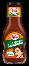 Omáčka BARBECUE Jalapeňo 250 ml