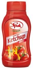 Gourmet ketchup 500 g ostrý PET