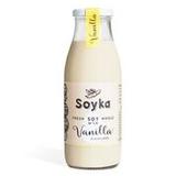 Čerstvý BIO sójový nápoj VANILKA 500 ml