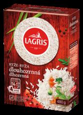 Rýže dlouhozrnná varné sáčky 480 g