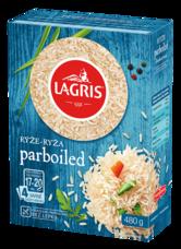 Rýže parboiled varné sáčky 480 g