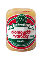 Olomoucké tvarôžky Malé 100 g