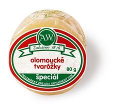 Olomoucké tvarôžky Špeciál 80 g