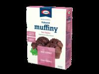 Muffins kakaové bez lepku 300 g