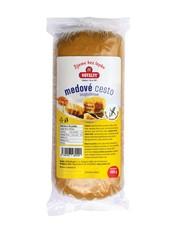 Bezlepkové těsto medové, chlazené - 500 g