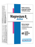 Magnesium B6 Active 60 tabliet