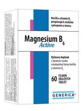 Magnesium B6 Active 60 tabliet