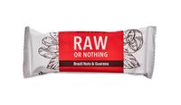HAPPYBAR - Tyčinka s para orechmi a guaranou BIO & RAW 50 g
