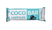 HAPPYLIFE COCO BAR - Kokosová tyčinka BIO 40 g