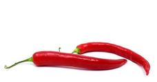 Paprika červená chilli