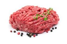 Mleté mäso hovädzie