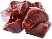 Srnčí mäso - kocky