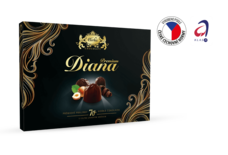 DIANA pralinky zhořké čokolády 70% 133 g