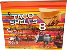 Taco shells 8 ks