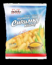 Kukuřično jáhlové křupky 80 g