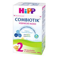 Následná mliečna dojčenská výživa HiPP 2 BIO COMBIOTIK 600 g