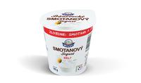 Bánovecký smotanový jogurt biely  145 g