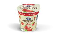 Bezéčkový smotanový jogurt ochutený 145 g