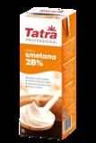 Tatra smetana 28 % 1000 ml