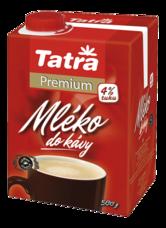 Tatra mléko do kávy 4 % 500 ml