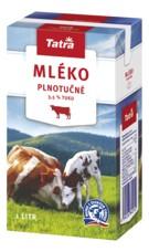 Tatra mléko 3,5 %  1000 ml