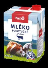 Tatra mléko 1,5 % 500 ml