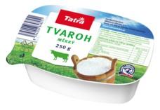 Tatra tvaroh měkký 0,5 % 250 g
