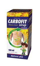 Carbofit Baby sirup 100 ml