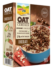 Oat cereals chocolate 350 g
