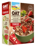Oat cereals strawberry 350 g