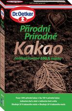 Přírodní kakao 100 g