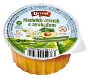 Vegetariánská pomazánka medvědí česnek s avokádem 100 g