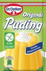 Originál Puding aróma Vanilka 37 g