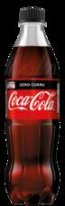 Coca Cola Zero cukru 1,25 l
