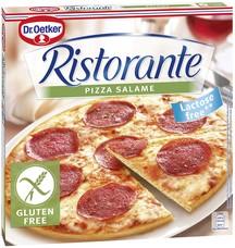 Pizza Ristorante Salame bez lepku a bez laktózy 315 g