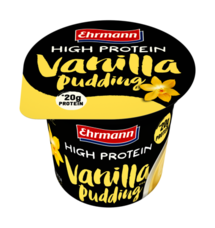 High Protein Pudding Vanilla 200 g