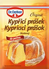 Kypriaci prášok do pečiva 12 g