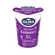 Krémový bílý jogurt 150 g