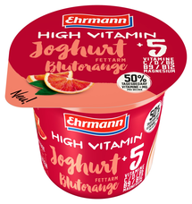 High Vitamín jogurt Blood Orange 200 g