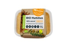 Bio Hummus Karamelizovaná cibulka 150 g