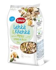 Emco mysli Lehké & Křehké - semínka a ořechy 550 g
