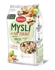 Emco Mysli sypané - ořechy 750 g