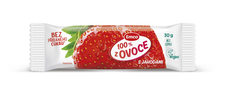 Emco Tyčinka 100% z ovoce s jahodami 30 g