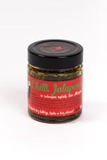 Pasta ze zelených chilli jalapeno 100 g