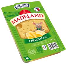 Madeland MAXI originál 45% plátky 250 g