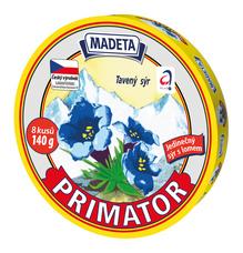 Primator tavený sýr 45% 140 g 8D
