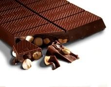 Hořká čokoláda s lískovými ořechy 100 g
